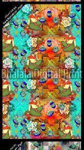 Rajasthani Digital Printed Fabric