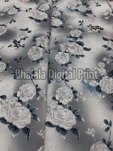 Teby Silk Digital Printed Fabric
