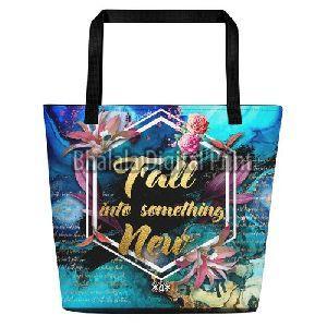 Trendy Beach Bag