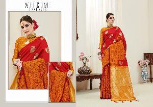 Umanga Vol 3 Kanjivaram Art Silk Saree