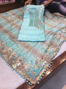 Habotai Silk Dress Material