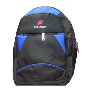 Real Polo College Backpack Bag