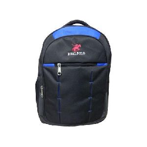 Real Polo School Backpack Bag