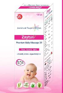 Zaytun Baby Massage Oil