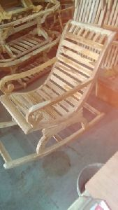 Teak Wood Swing Chair