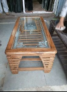 Teak Wood Tea Table