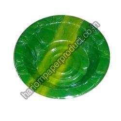 Green Coated Paper For Bowls
