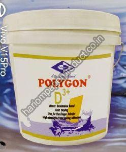 Polygon Water Resistant Adhesive