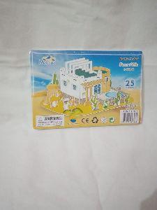 Desert Villa Puzzle Game