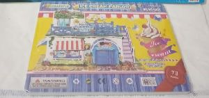 Ice Cream Parlor Puzzle Game