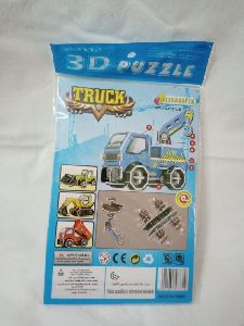 Truck Puzzle Game