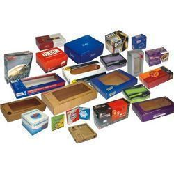 Duplex Packaging Boxes