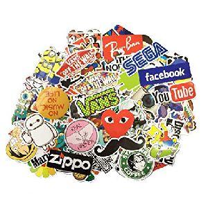 Multi Colored Stickers