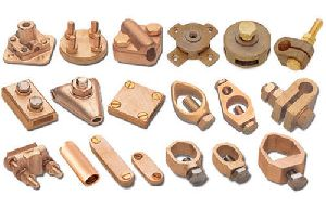 Bronze Earthing Accessories