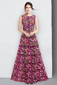 Stylish Long One Piece Dress