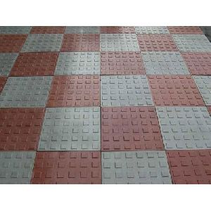 Porcelain Parking Tiles