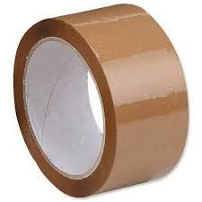 Brown BOPP Packing Tape