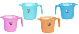 Plain Plastic Bath Mug