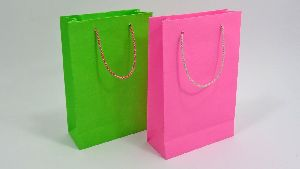 Colored Paper Bag