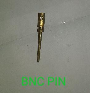 Brass BNC Plug Pin