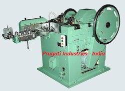 Wire Nail Making Machine (Model P4E)