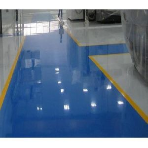 PU Floor Paint