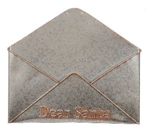 Envelope Metal Letter Box