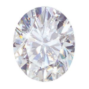Oval Brilliant Cut Diamonds