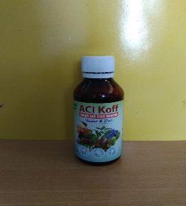 Aci Koff Cough Syrup