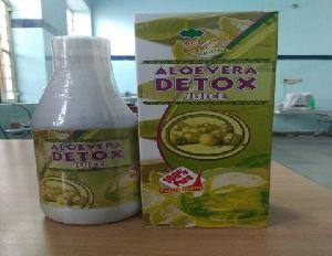 Aloe Vera Detox Juice