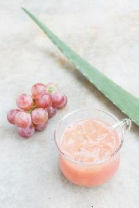 Aloe Vera Grape Juice