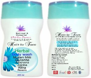 Hair To Toes Body Wash