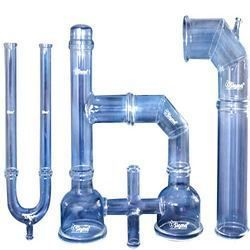 Borosilicate Glass Pipeline Components