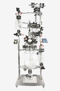 Glass Reaction Systems