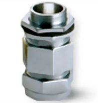 Aluminium Double Compression Cable Gland