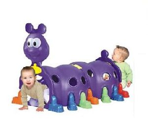 Caterpillar Tunnel Toy