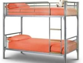 Hostel Double Decker Bed