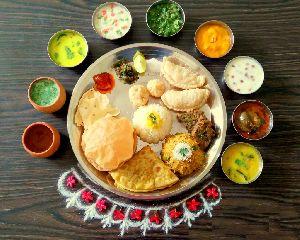 Marwari & Maharashtrian Food Cooking Course