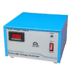 1 KVA Single Phase Servo Voltage Stabilizer
