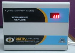 12 A Single Phase Servo Voltage Stabilizer