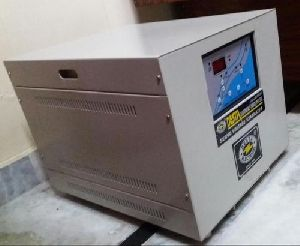 15 KVA Single Phase Servo Voltage Stabilizer
