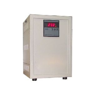30 KVA Single Phase Servo Voltage Stabilizer
