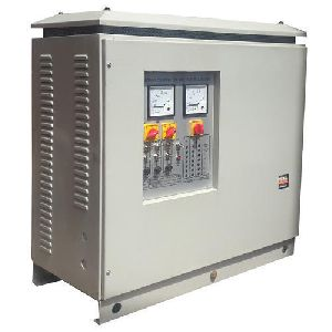 6 KVA Single Phase Servo Voltage Stabilizer