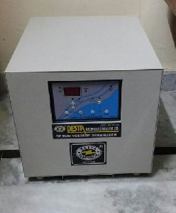 D1410 10 KVA Single Phase Servo Voltage Stabilizer