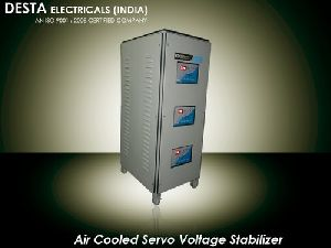 D32040 40 KVA Three Phase Servo Voltage Stabilizer