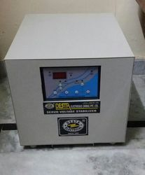 P1005 10 KVA Single Phase Servo Voltage Stabilizer