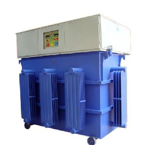 P1014 450 KVA Three Phase Servo Voltage Stabilizer
