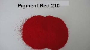 Red Pigment Powder 210