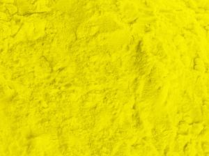 Yellow Pigment Powder 168
