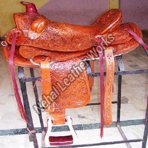 10010042 Western Horse Saddles